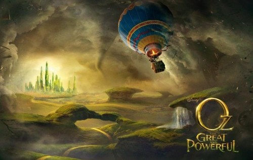 'Oz' Presents Good Background for Classic Story