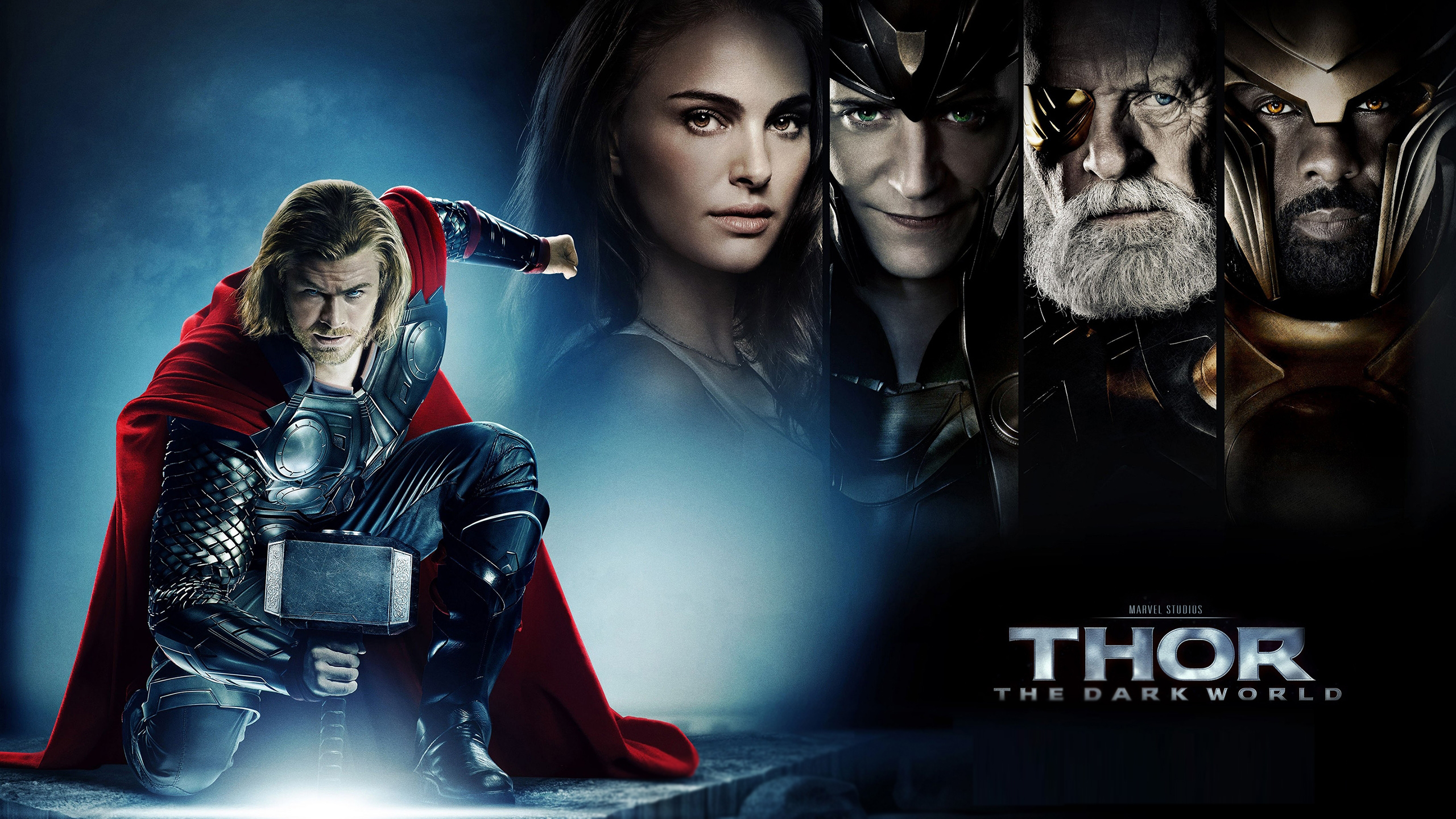 "thor: the dark world"" review"