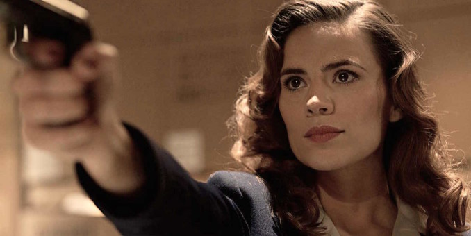 """Agent Carter"" Review"