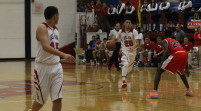 Varsity basketball boys keep up winning streak