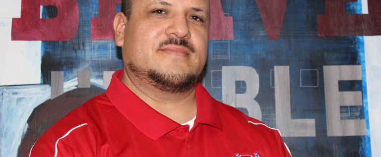 Alex Carrillo voted teacher of the year