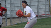 Junior softball player earns scholarships