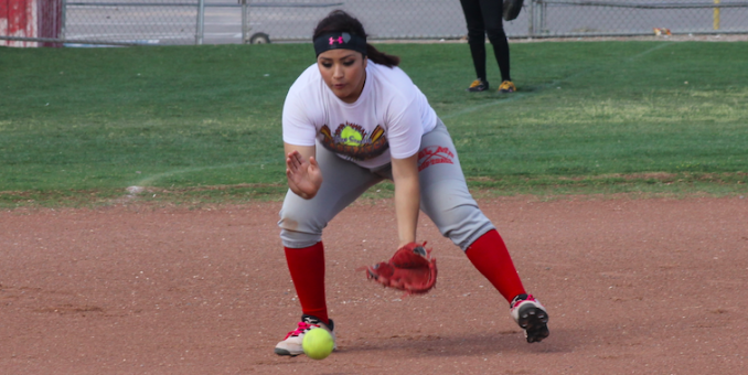Varsity softball team advances to playoffs