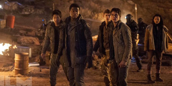 """Maze Runner: Scorch Trials"" Review"