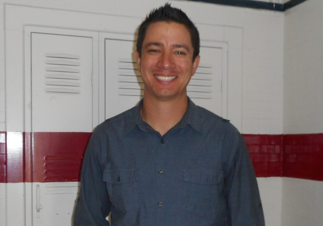 New world geography teacher returns to lower valley roots