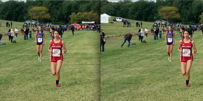 Sophomore qualifies for regionals for Cross Country