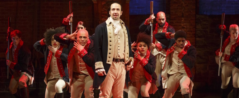 """""""Hamilton"""" the Musical Review"""
