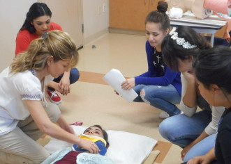 EMT instructor reflects on experience as paramedic