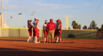 Varsity Softball Looking Ahead