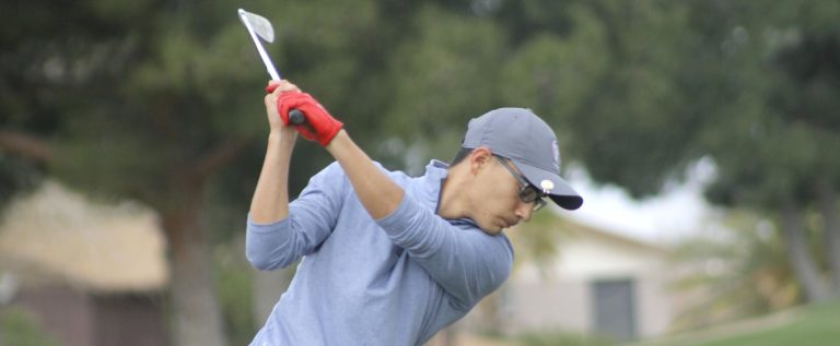 Golfer Anthony Villalobos Makes Regionals