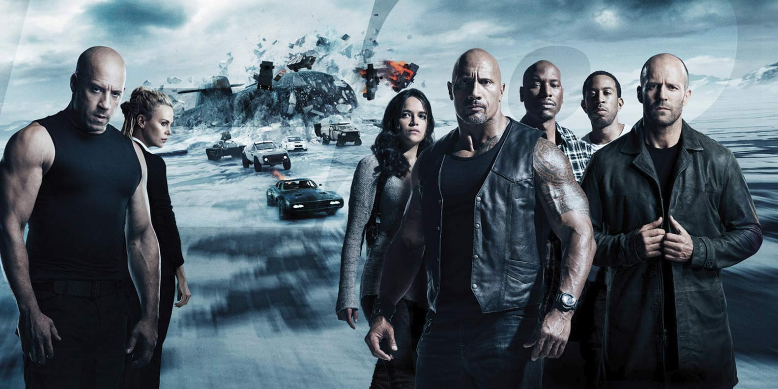 the fate of the furious review. Black Bedroom Furniture Sets. Home Design Ideas