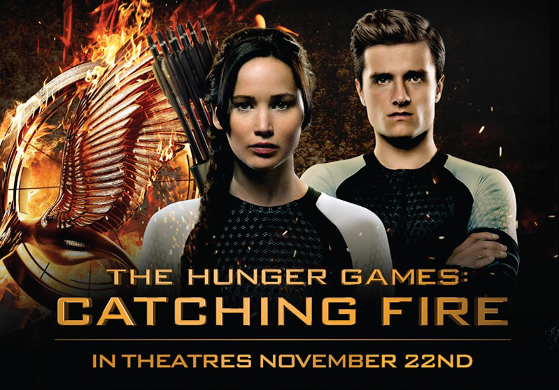 """""""Catching Fire"""" Movie Review"""